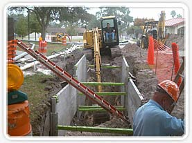 Pipeline Maintenance Safety at the Ronald Reagan Parkway Project